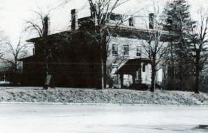 Gideon Cobb residence