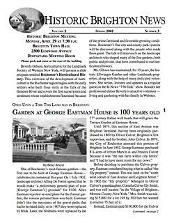 Volume 2 Number 3 Spring 2002