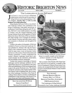 Volume 8 Number 2 Spring 2007