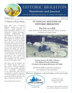 Winter 2018 issue