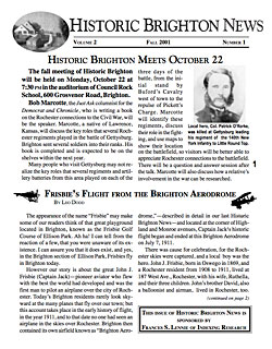 Volume 2 Number 1 Fall 2001