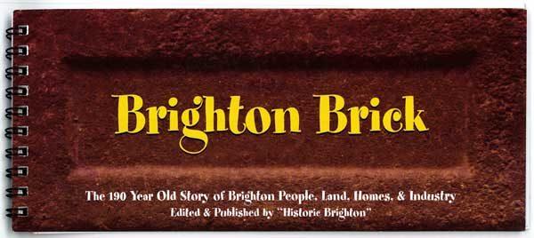 cover of Brighton Bricks publication