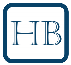 Historic Brighton initials logo