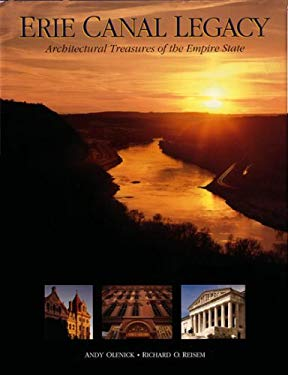 Erie Canal Legacy book cover image