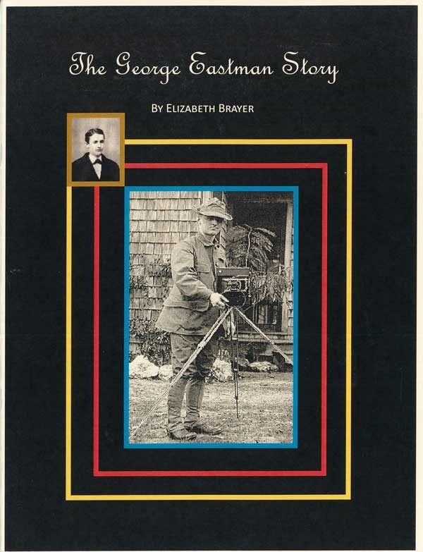 cover image, The Legacyt of George Eastman publication