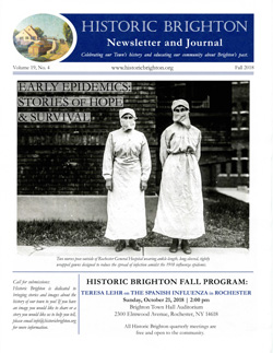 Newsletter cover, Vol. 19 No.4