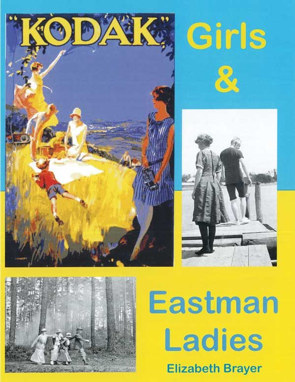 cover image, Kodak Girls and Eastman Ladies publication