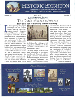 Spring 2017 issue