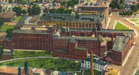 image of Bausch & Lomb Factory, Rochester, NY