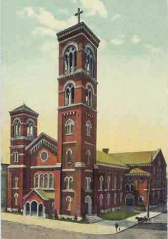 image of Brick Presbyterian Church, Rochester