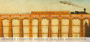 Genesee Country Antique Dealers logo image