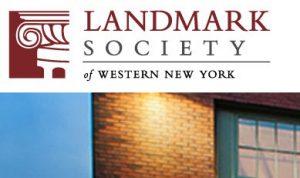 Landmark Society of Western NY logo