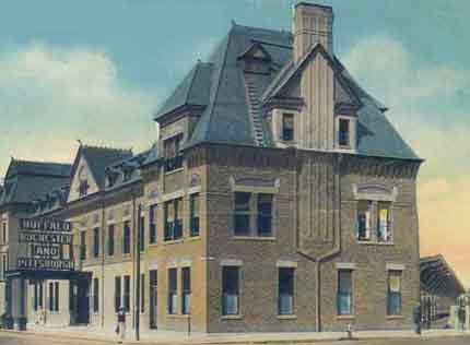 image of BRP R.R. Depot, Rochester