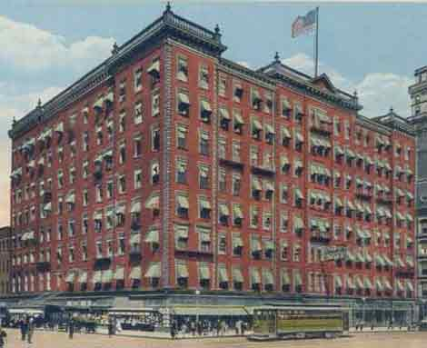 image of Powers Building, Rochester, NY