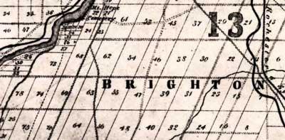 Sec 13 Division - Buckland Farmstead i Brighton New York