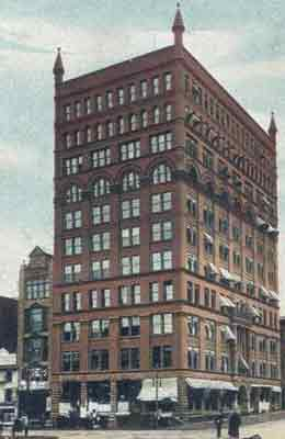 Wilder Building, Rochester